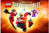 LEGO The Incredibles US XBOX One CD Key