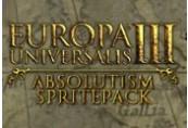 Europa Universalis III - Absolutism SpritePack DLC Steam CD Key