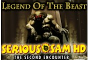 Serious Sam HD: The Second Encounter - Legend of the Beast DLC Steam Gift