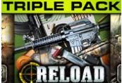 Heavy Fire + Reload Triple Pack Steam CD Key