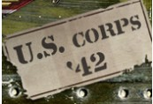 Panzer Corps - U.S. Corps '42 DLC Steam CD Key