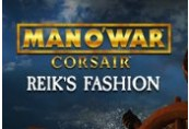 Man O' War: Corsair - Reik's Fashion DLC Steam CD Key