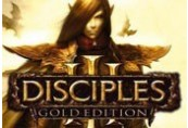 Disciples III: Gold Edition Steam Gift