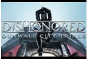 Dishonored: Dunwall City Trials DLC RU VPN Activated Steam CD Key