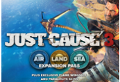 Just Cause 3 DLC: Air, Land & Sea Expansion Pass Clé Steam