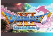 DRAGON QUEST XI: Echoes of an Elusive Age - Digital Edition of Light NA Steam CD Key
