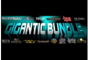 Daedalic Gigantic Bundle Steam CD Key