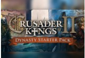 Crusader Kings II: Dynasty Starter Pack Steam CD Key