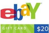eBay $20 Gift Card US
