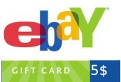 eBay $5 Gift Card US