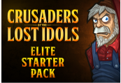 Crusaders of the Lost Idols - Elite Starter Pack DLC Steam CD Key