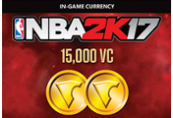 NBA 2K17 - 15,000 Virtual Currency US PS4 CD Key