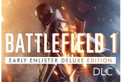 Battlefield 1 - Early Enlister Deluxe Edition DLC US XBOX One CD Key