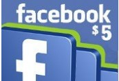 Facebook $5 Game Card