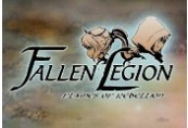Fallen Legion: Flames of Rebellion EU PS4 CD Key