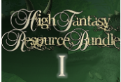 RPG Maker: VX Ace - High Fantasy Resource Pack Steam CD Key