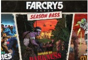 Far Cry 5 - Season Pass ASIA Uplay CD Key