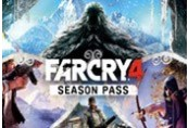Far Cry 4 - Season Pass US PS4 CD Key