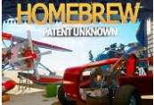 Homebrew - Patent Unknown Steam CD Key