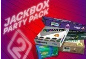 The Jackbox Party Pack 2 Steam CD Key