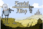 Feudal Alloy EU PS4 CD Key