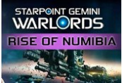 Starpoint Gemini Warlords - Rise of Numibia DLC Steam CD Key