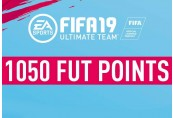 FIFA 19 - 1050 FUT Points US PS4 CD Key