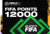 FIFA 21 Ultimate Team - 12000 FIFA Points XBOX One CD Key