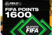 FIFA 21 Ultimate Team - 1600 FIFA Points DE PS4 / PS5 CD Key