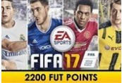 FIFA 17 - 2200 FUT Points Origin CD Key