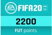 FIFA 20 - 2200 FUT Points US PS4 CD Key