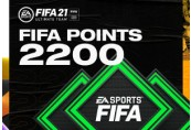 FIFA 21 Ultimate Team - 2200 FIFA Points XBOX One CD Key