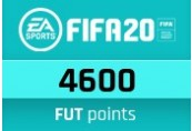 FIFA 20 - 4600 FUT Points US PS4 CD Key