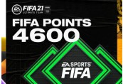 FIFA 21 Ultimate Team - 4600 FIFA Points XBOX One CD Key
