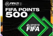 FIFA 21 Ultimate Team - 500 FIFA Points XBOX One CD Key