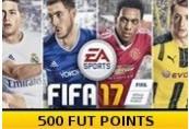 FIFA 17 - 500 FUT Points XBOX One CD Key
