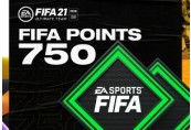 FIFA 21 Ultimate Team - 750 FIFA Points XBOX One CD Key