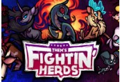 Them's Fightin' Herds Steam CD Key