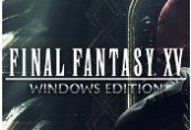 FINAL FANTASY XV Windows Edition ASIA Steam CD Key