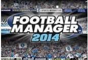 Football Manager 2014 RoW Steam CD Key