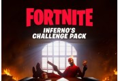 Fortnite - Inferno's Challenge Pack US XBOX One CD Key