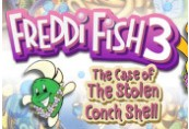 Freddi Fish 3: The Case of the Stolen Conch Shell Steam CD Key