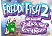 Freddi Fish 2: The Case of the Haunted Schoolhouse Steam CD Key