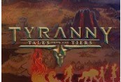 Tyranny - Tales Of The Tiers DLC Clé Steam
