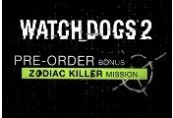 Watch Dogs 2 - Zodiac Killer Mission DLC EU Uplay CD Key