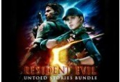 Resident Evil 5 - Untold Stories Bundle DLC Steam CD Key