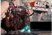 Borderlands 2 Mechromancer Pack DLC Chave Steam