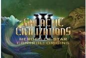 Galactic Civilizations III - Heroes of Star Control: Origins DLC Steam CD Key