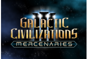Galactic Civilizations III - Mercenaries Expansion Pack Clé  Steam