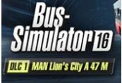 Bus Simulator 16 - MAN Lion's City A 47 M 16 DLC Steam CD Key